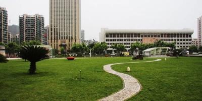 赤峰万达广场园林景观